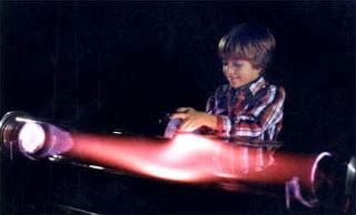 Atracción didáctica de plasma eléctrico