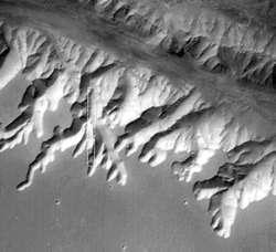 Cañones tributarios del Gran Cañón
