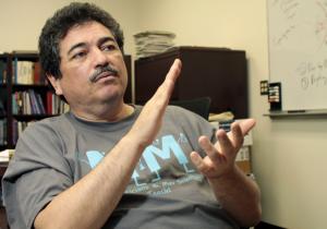Ramón López, astrofísico
