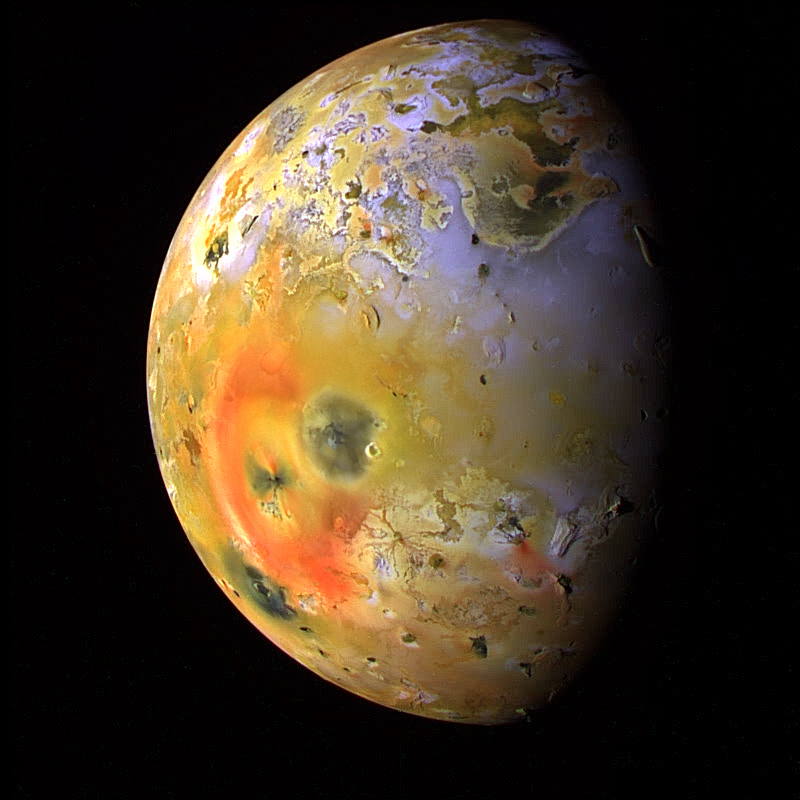 Io - Luna de Jupiter