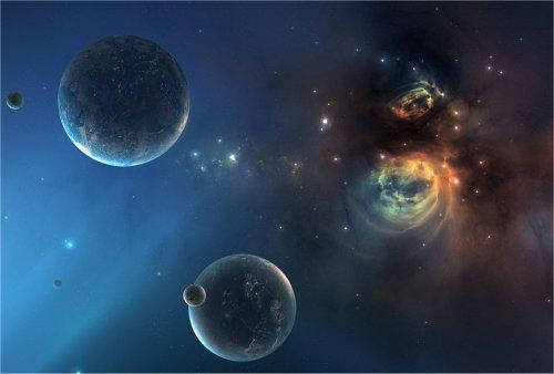 Planetas y Cosmología del Plasma