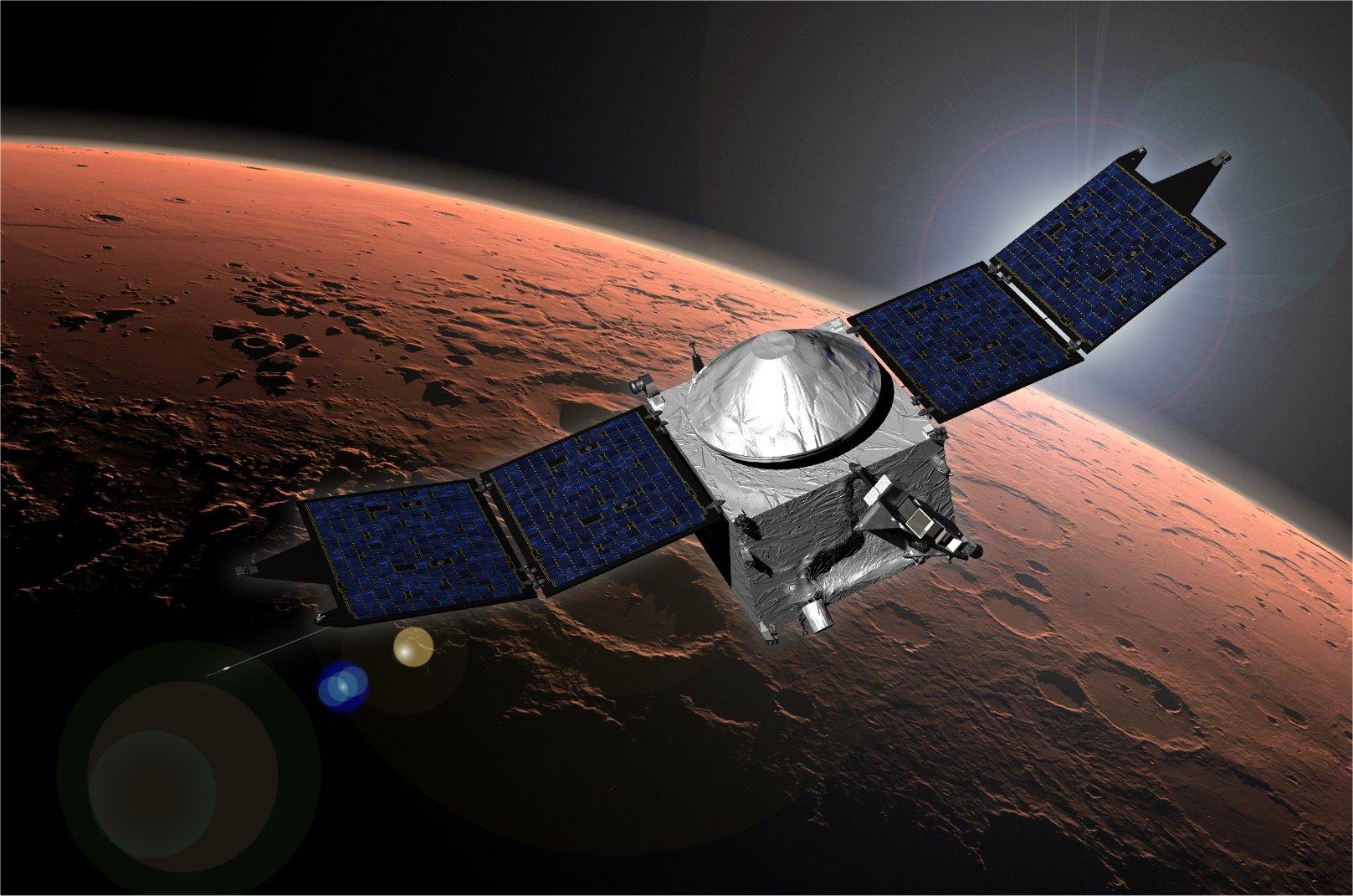 Sonda MAVEN NASA