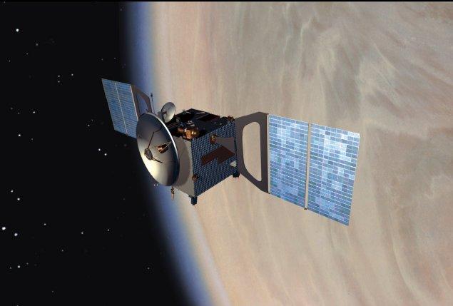 Misión Venus Express (ESA)